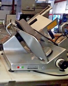 sale Bizerba Se 12 Commercial Heavy Duty Manual Food Meat Cheese Deli Slicer