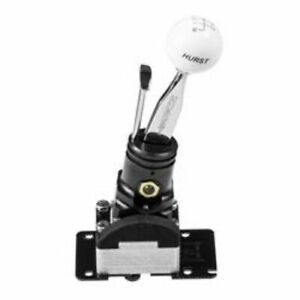 Hurst 3916039 Competition plus 6 speed Shifter For 2011 2014 Mustang Gt Boss 302