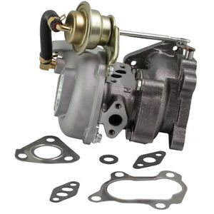Vz21 Mini Turbocharger Turbo Fits Small Engines Snowmobiles Motorcycle Atv Rhb31