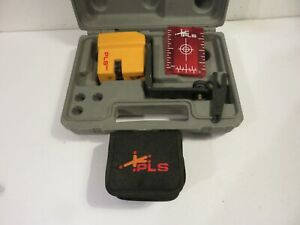 Pls 180 Pacific Systems Bracket Site Pls 60521 Laser Level Tool Case Not Working