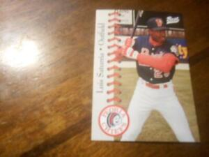 1997 PEORIA CHIEFS BEST Single Cards YOU PICK FROM LIST $1 to $2 each OBO $1.00