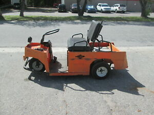 Columbia Ex21 t 24 Electric Utility Cart