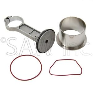 Kk 4835 Piston Connecting Rod Kit With Acg 1 Rod For Oil Free Compressor Pumps