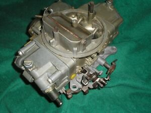 Ford D1zf 9510xa Holley 6128 1971 429 Scj Super Cobra Jet Carb Mustang Cougar