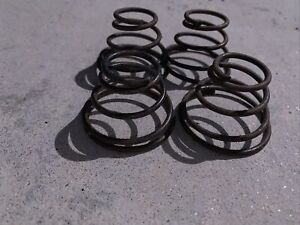 60 61 1962 1963 1964 1965 Dodge Plymouth Chrysler Door Window Crank Springs Set