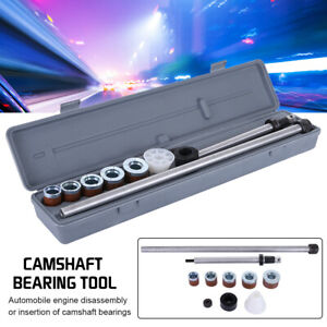 Universal Camshaft Bearing Tool Installation Removal Kit 1 125in 2 69in New