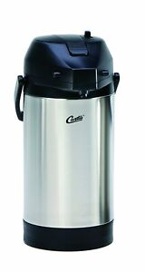 Curtis Thermal Dispenser Air Pot 2 5l Body Stainless Steel Free Shipping