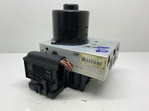 98 00 Mercedes Ml320 Abs Anti Lock Brake Pump Module A1634310512