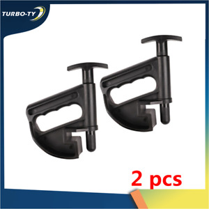 2 Pack Tire Changer Changing Bead Clamp Drop Center Tool Universal Rim Clamp