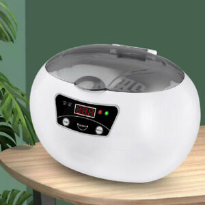 Jp 890 Small Household Portable Ultrasonic Cleaner For Glasses Jewelry Manicur