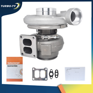Hx52 Turbo Turbocharger Fit For Volvo Heavy Duty Trucks D12 D12d Free Shipping