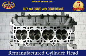 1996 1998 Ford Mustang 4 6l Right Dohc Cylinder Head Casting Rf f6ze 6c064 ad