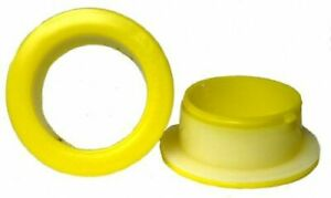 Hand Savers Yellow 12 18 Inches Stretch Film 3 Core 10 Pair no Film