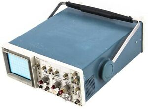 Tektronix 2235 Portable Dual Trace Two channel Analog 100mhz Oscilloscope Parts
