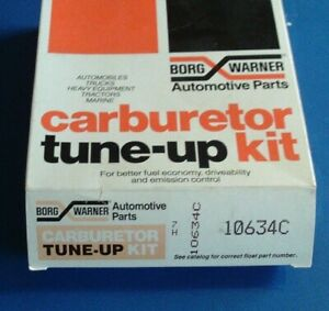 Carb Repair Kit 1978 1984 Chrysler Dodge Dodge Truck Plymouth Thermo quad Carb