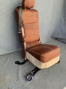 2010 2009 2008 Ford F250 F350 King Ranch Style Front Center Jump Seat Console