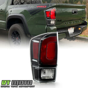 For 2020 2021 Toyota Tacoma Trd Pro Oe Style Tail Light Brake Lamp Driver Side