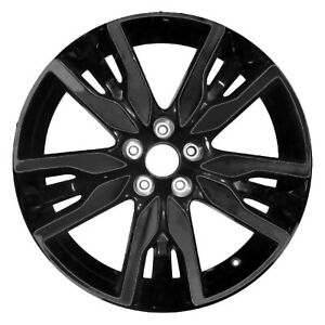 63149 Reconditioned Factory Oem 20x8 Alloy Wheel All Black 2019 2020 Honda Pilot