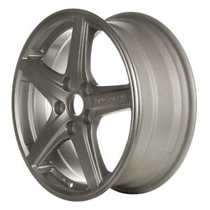 64853 Refinished Mazda Protege Speed 2003 2003 17 Inch Wheel