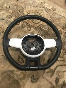 12 19 Vw Beetle Leather Wrap Steering Wheel