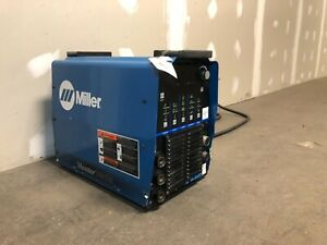 Miller Maxstar 300 Dx Multi process Welder With High Freq And Pulse ships Free