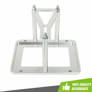 Universal Billet Battery Relocation Tray Hold Down Mount