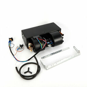 Universal A C Under Dash Evaporator Unit Heat And Cool 12v Electrical Thermostat