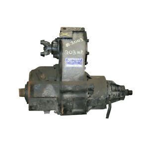 Used Chevrolet Gmc New Process 32 Spline Input Transfer Case Assembly Model 203