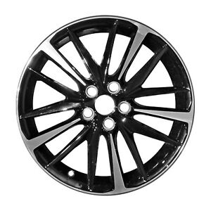 75222 New Replacement Aluminum 19x8 Wheel Fits 2018 2020 Toyota Camry