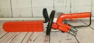 Reliable Rel Cs16 16 Hydraulic Chainsaw Refurbished