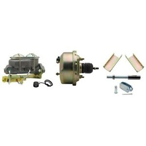 7 Inch Power Brake Booster Conversion Kit 1962 67 Chevy Ii