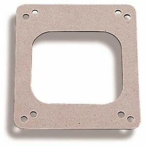 Holley 508 5 Throttle Body Gasket Flange For 2 Bbl Pro Jection