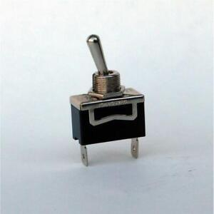 New Vintage Usa 21314 01 Toggle Switch On Off 15a