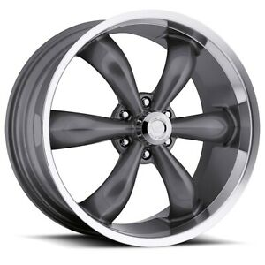 Vision 142 2983gm20 American Muscle 142 Legend 6 Wheel 20x9