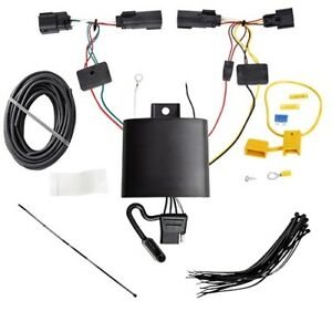 Trailer Hitch Wiring Tow Harness For Jeep Cherokee All 2019 2020 2021