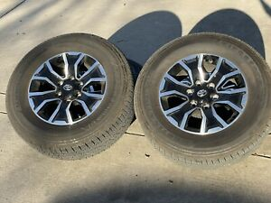 2021 Toyota Tacoma Trd Sport Wheels Rims And Tires Oem 4runner 265 65r17 New