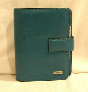 Day 1 One Franklin Convey Weekly Monthly Organizer Planner Medium Blue 7 5 New