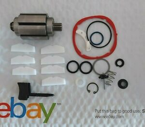 Ingersoll Rand 2131 7 Vane Rotor Conversion And Tune Up Kit Trigger Boost Torque