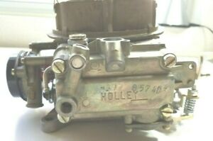 Holley 11 64 5172 Replacement Carb For Ford 2bbl On 304 360 Amc jeep
