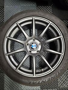 Apex 18 Sm 10 Anthracite Wheels Bmw