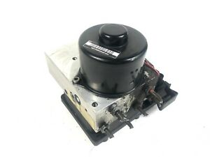 Mercedes W163 2002 2005 Abs Anti Lock Brake Pump Actuator Module Ml500 Ml