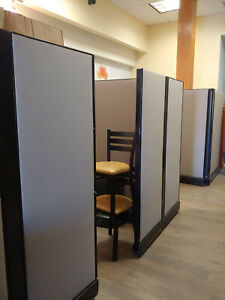 Herman Miller Partition Cubicles 60 X 24 Used