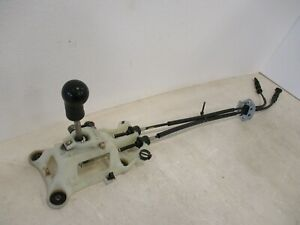 2000 2005 Eclipse Manual Transmission Shifter Box W Shift Linkage Cables
