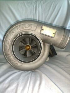 Genuine Hks T51r Spl 1000hp Turbo Charger extremely Rare