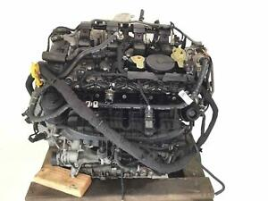 Engine Longblock Without Turbo Vw Tiguan 2018 2019 2 0l Dgua 32000 Miles