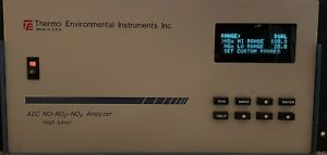 Thermo Environmental 42c Analyzer