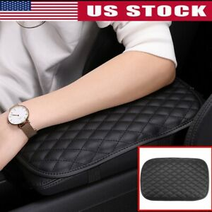 Universal Car Armrest Pad Cover Center Console Box Cushion Protector Accessories