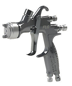 Devilbiss 905165 Flg Gravity Hvlp 1 8 2 0 Nozzle Spray Gun With 560ml