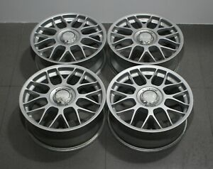 Top Forged Bbs Rc309 17 Inch 5x114 3 7j Et 45 Wheels Light Rs Rs Gt Lm