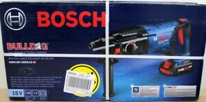 Bosch Bulldog Core 18v 1 Sds plus Rotary Hammer Drill Battery Charger Gbh18v